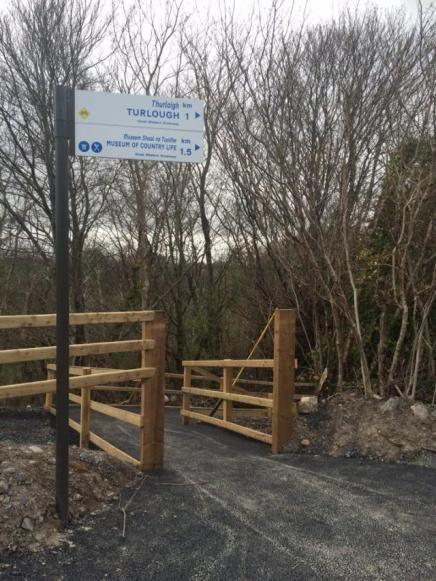 Castlebar To Turlough Greenway